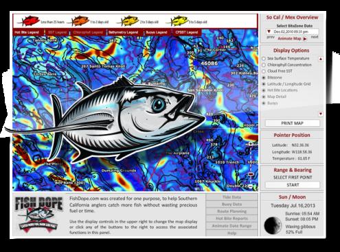 Southern California Fishing Reports San Diego LA Catalina